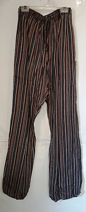Men's Nepal Hippie Stripe Long Pants