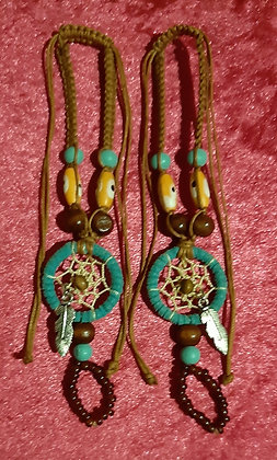 Gorgeous Dream Catcher Barefoot Sandals
