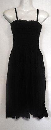 Short Summer Maxi Dress