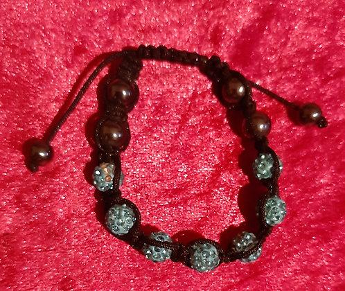 Gorgeous Turquoise Crystal Bracelet