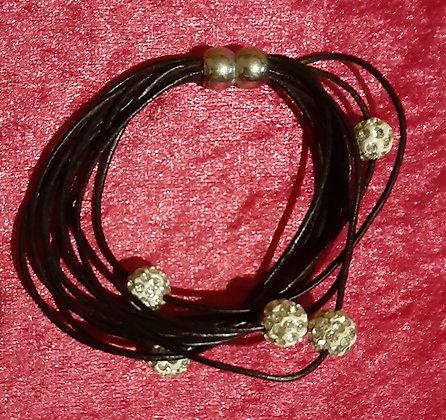 Ladies Crystal Bracelet