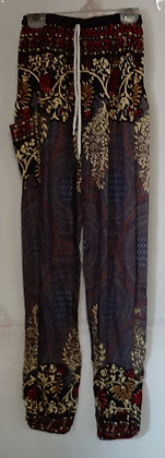 Ladies Thailand  Straight Leg Pants