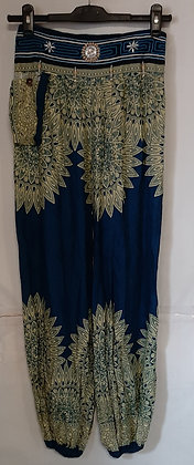 Ladies Thailand Mandala Hilltribe Hippie Pants