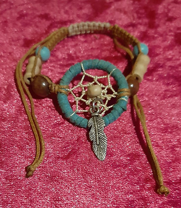 Gorgeous Dream Catcher Bracelet