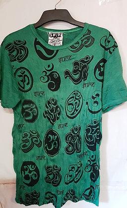 Men's Om printed T-Shirt