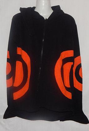 Unisex Nepal Long Sleeve Hooded Jacket