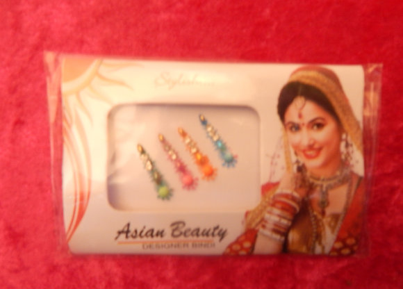 Indian Designer Bindi's