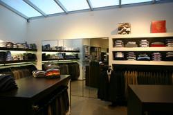 interieur herenwinkel Vilvoorde
