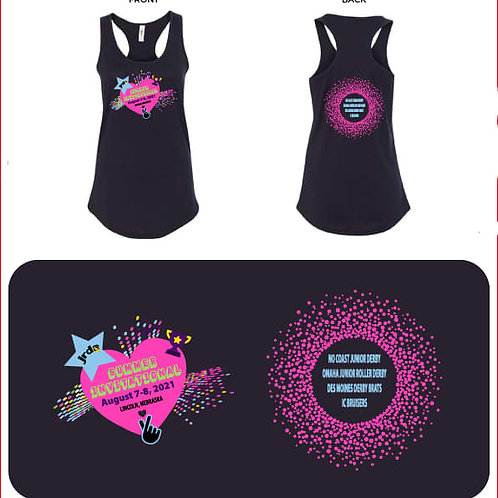 Front and Back Tank