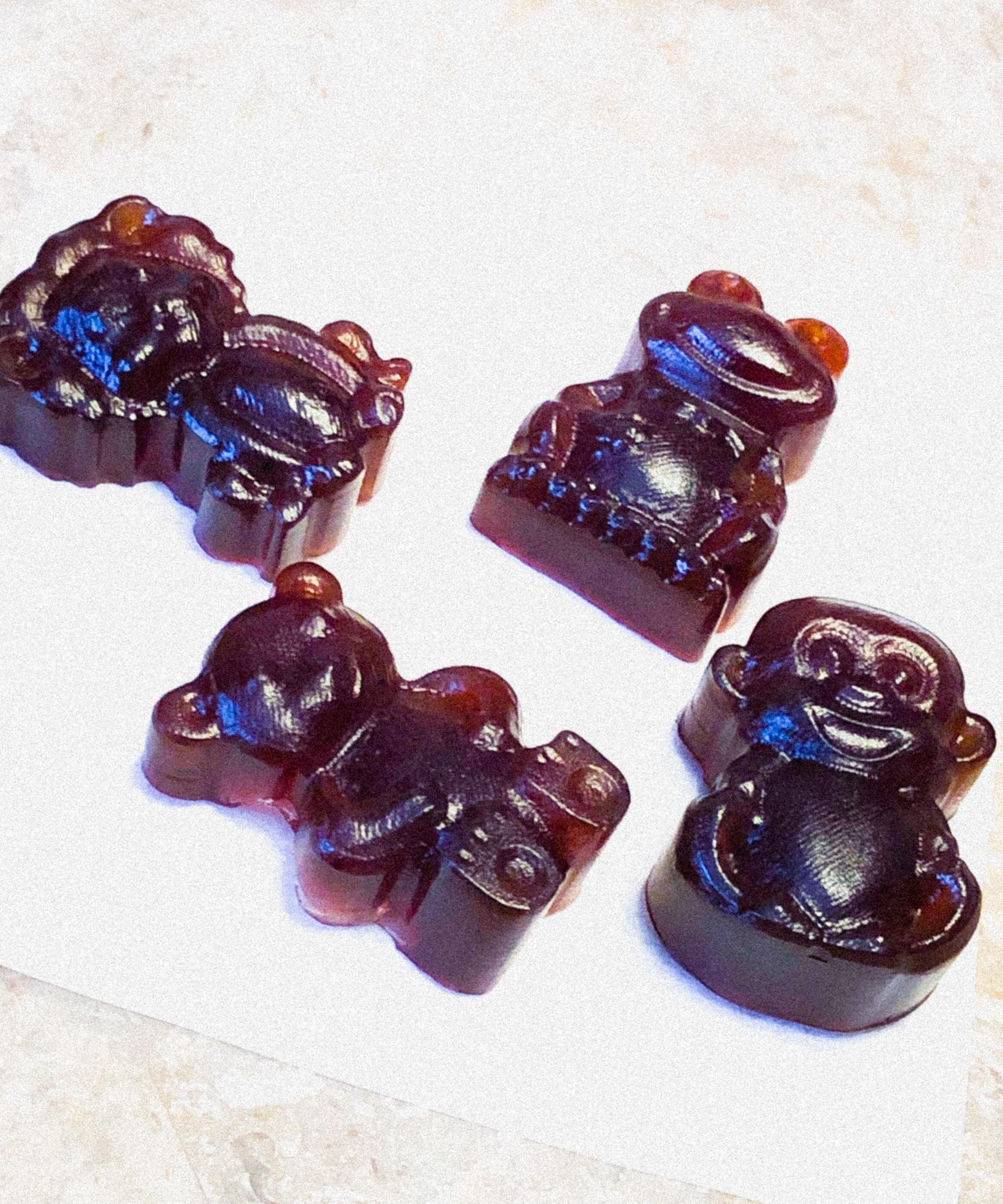 Elderberry Gummy Workshop