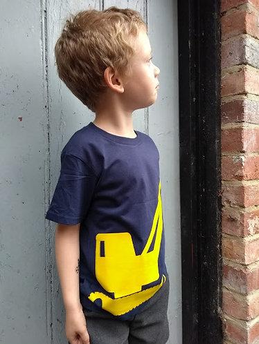 Digger Child T Shirt