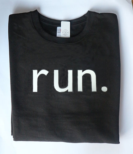 Run. Sweatshirt