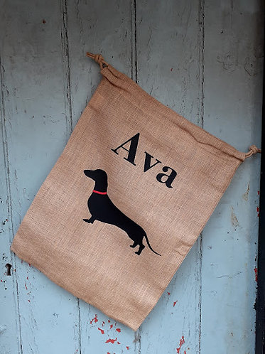 Personalised Dog Storage Bag