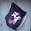 Thumbnail: Cotton Canvas Drawstring Bag P.E / Swim / Nursery
