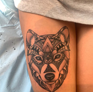 Mandala style wolf by Tine.JPG