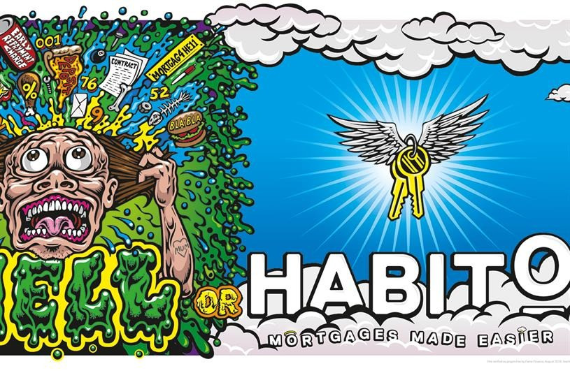 Hell or Habito Campaign Banner