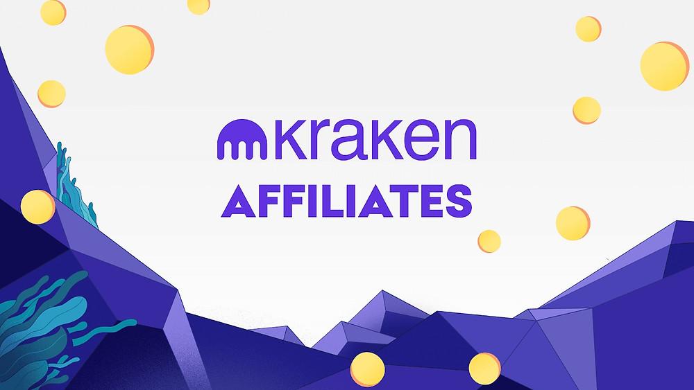 Kraken Affiliates Banner