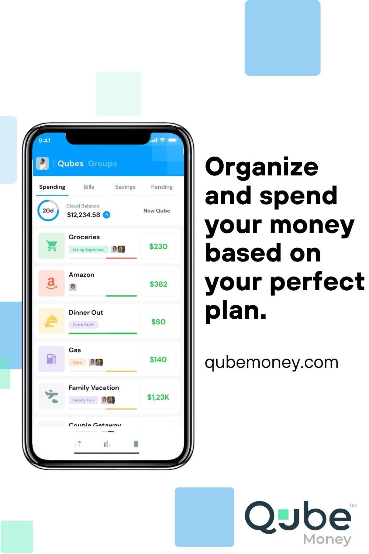 Qube Money Banner