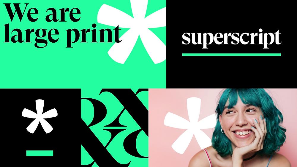 Superscript Asterisk