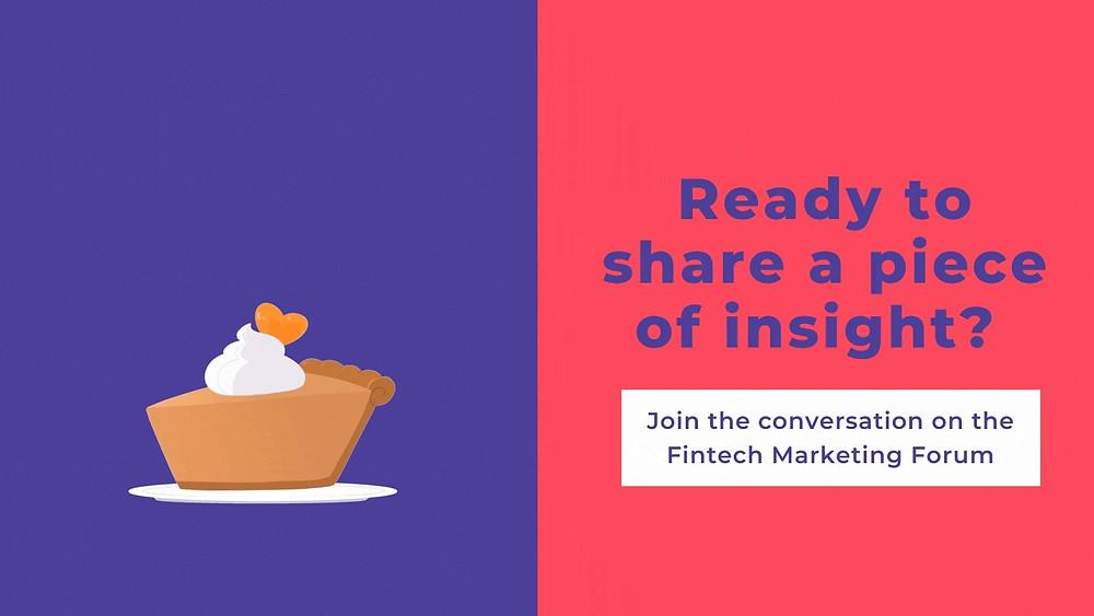 Fintech Marketing Community Banner