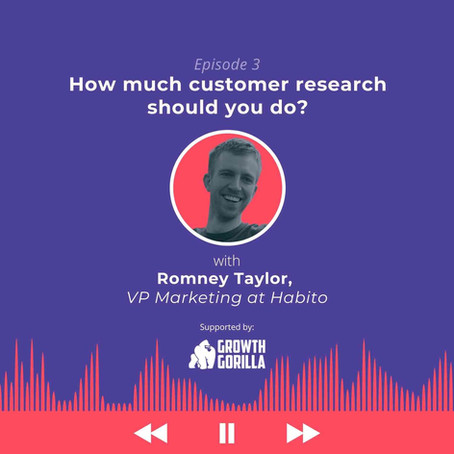 Market like a fintech: How much customer research should you do?