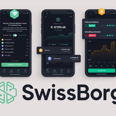 SwissBorg: Why community matters