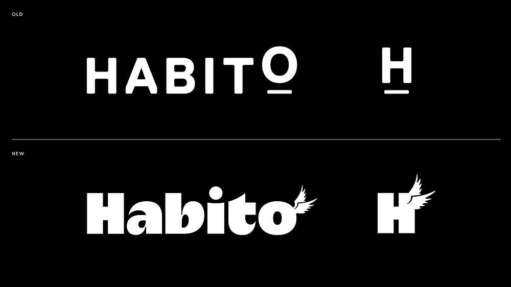 Habito new logo