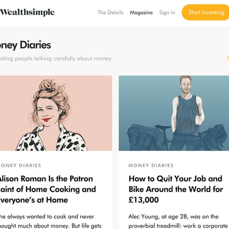 WealthSimple: How to resonate with your target audience