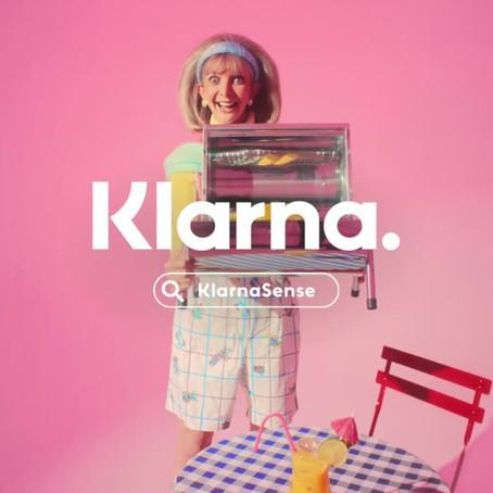 KlarnaSense: Klarna's latest brand campaign