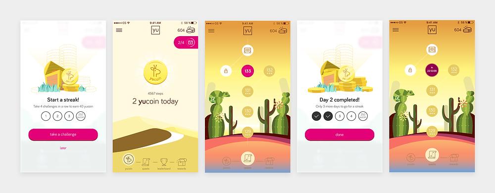 YuLife Game App