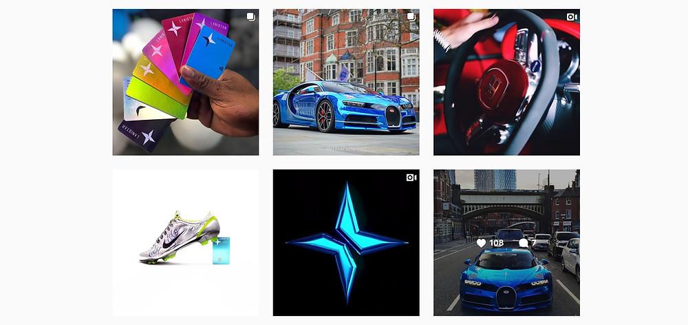 Lanistar Instagram