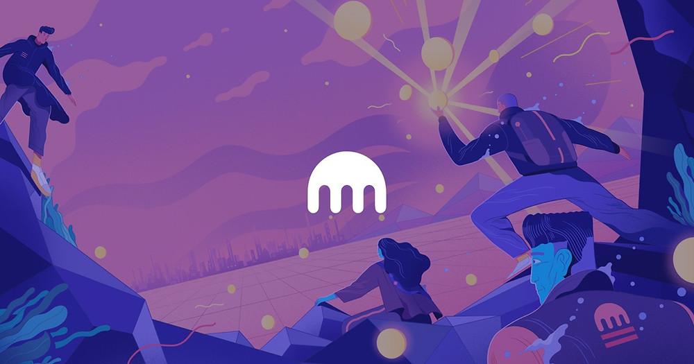 Kraken Crypto Marketing Banner