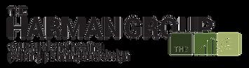 The Harman Group logo transparent w serv
