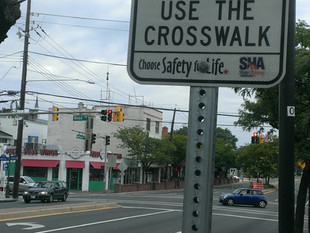 Route 1 in College Park Needs to be Pedestrian Oriented