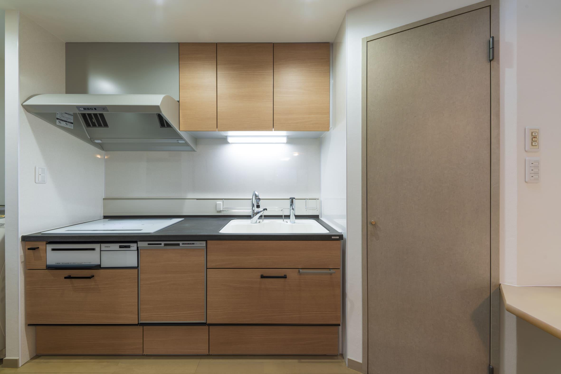 I邸キッチン2