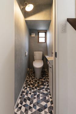 N邸トイレ1