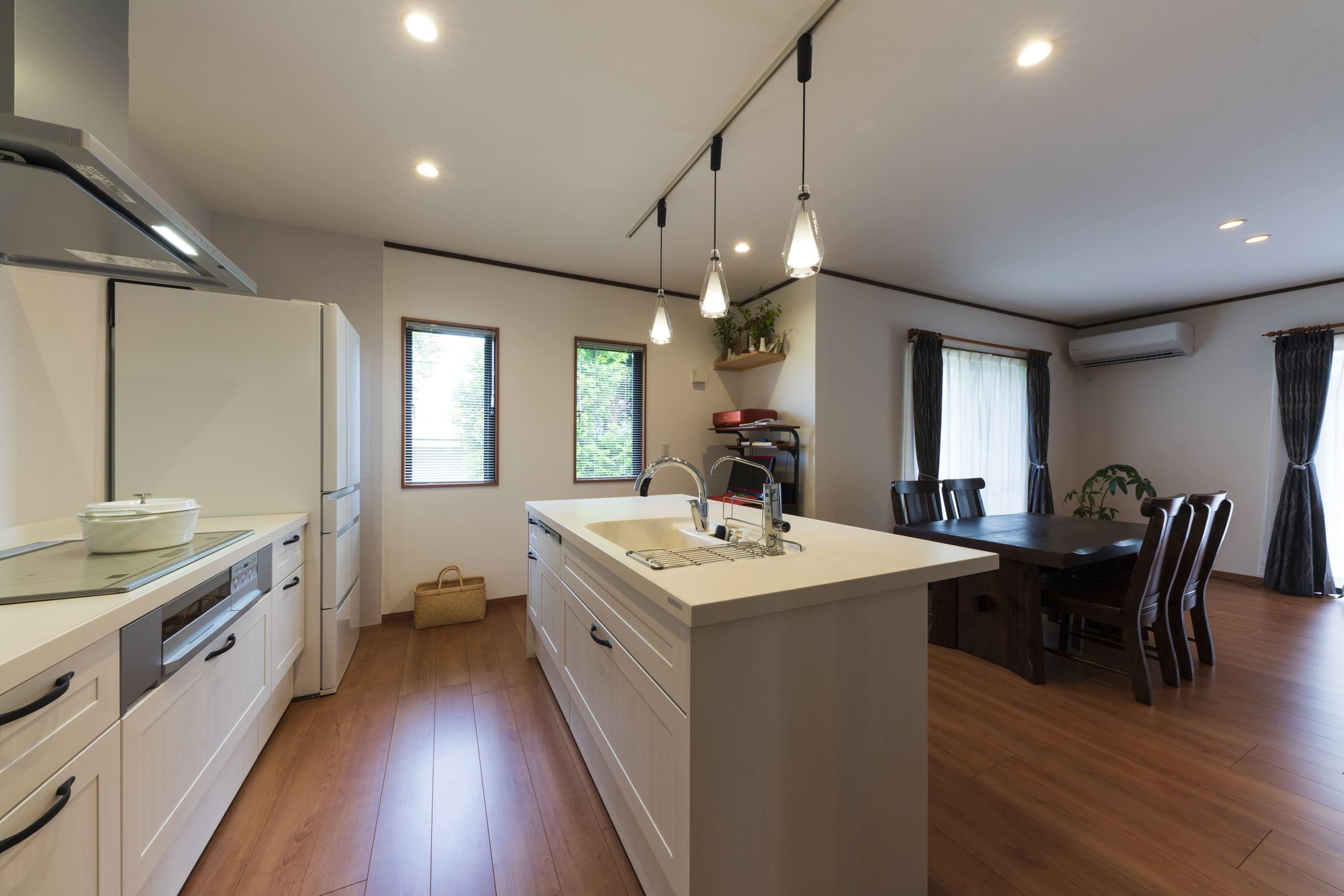 O邸キッチン