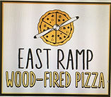 East Ramp Wood-fired Pizza logo