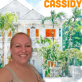 A picture of Cassidy the Innkeeper