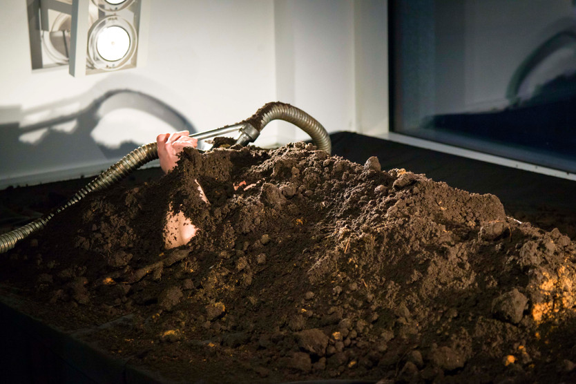 """""""Black Earth"""", Anton Chumak. Contemporary art in Russia"""