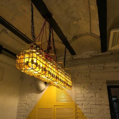 Светильник для бара