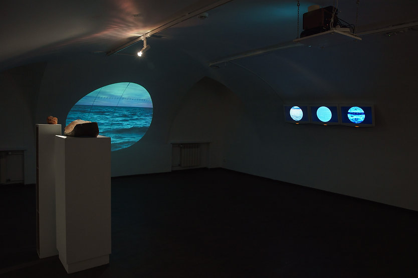 """The """"Prologue"""" video installation"""