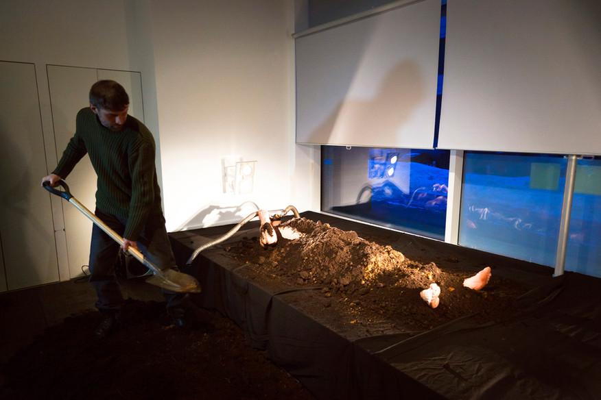 "Art Ru Gallery, Moscow. Art Exhibition ""Black Earth"""