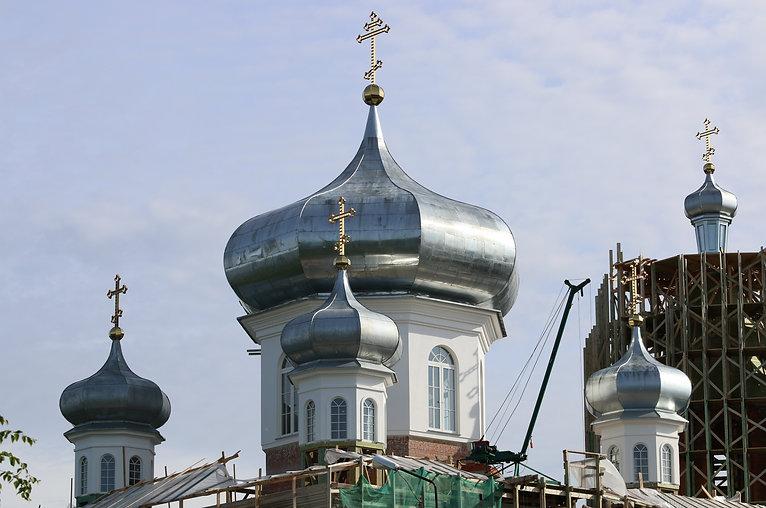 Кемский Благовещенский собор, реставрация, 2017 год