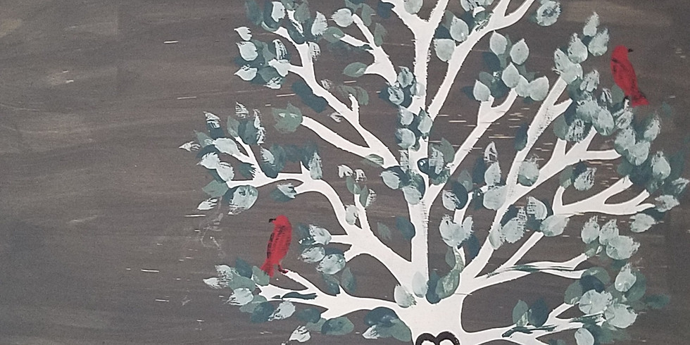 Cardinals in the Trees