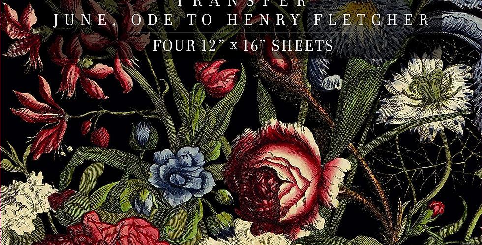 June, Ode to Henry Fletcher