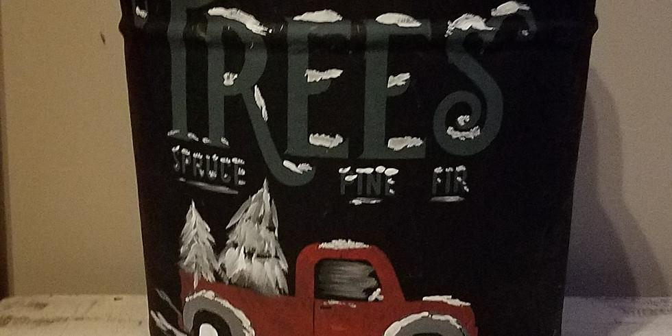 JUNKCHIQUE Christmas truck