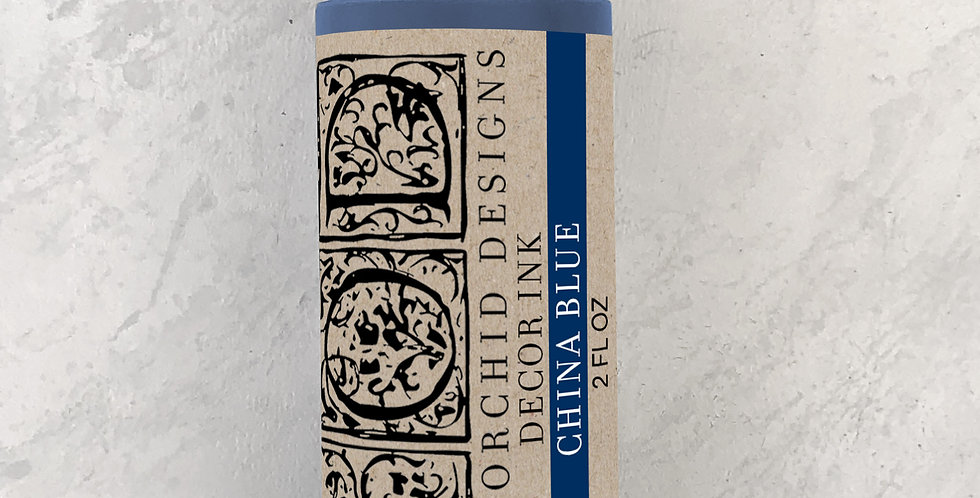 IOD Ink-China Blue