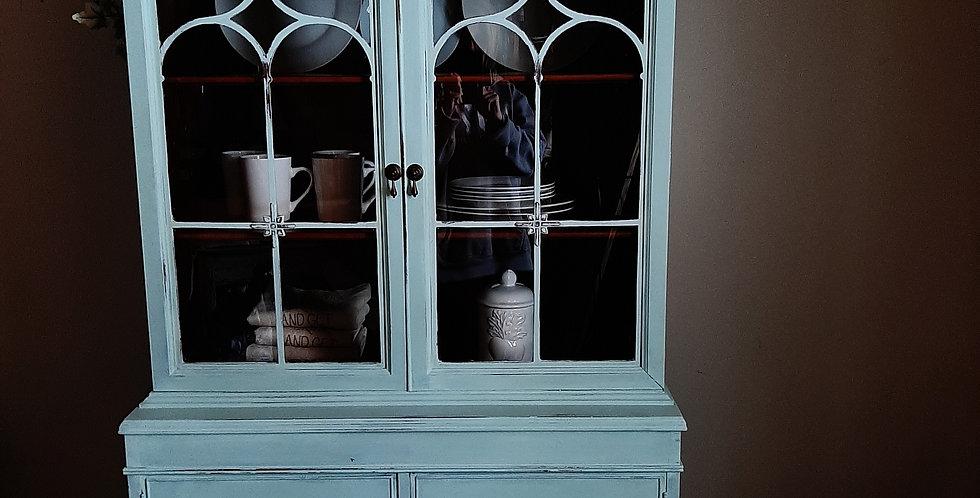 Pale Blue Hutch