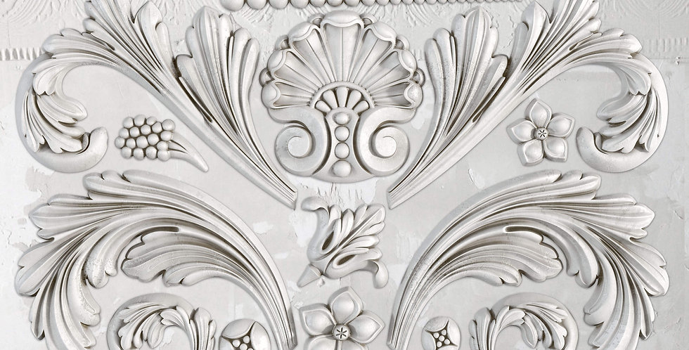 Acanthus Scroll Decor Moulds